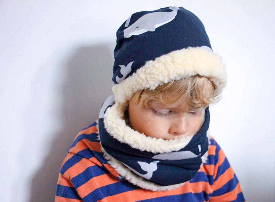 Winter Warmers Hat Snood Sewing Pattern Pdf Sparkle And Roar